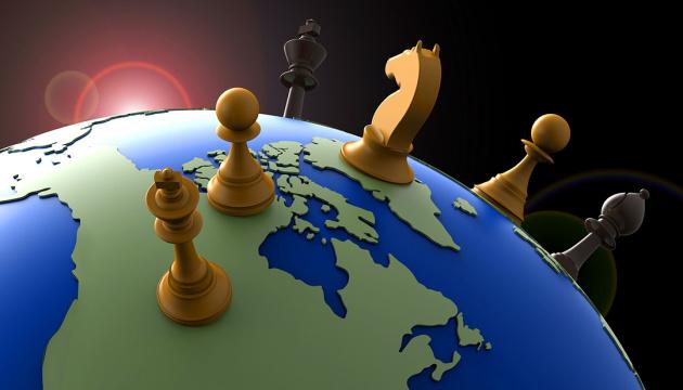 Геополітика під час та після кризи