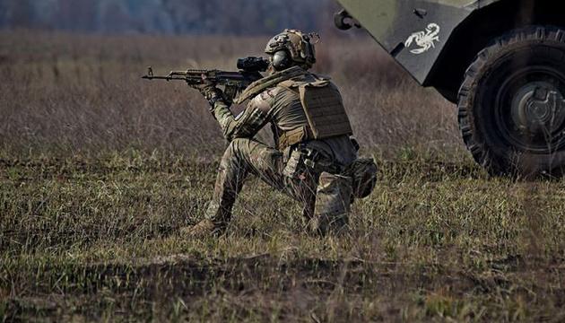 Окупанти гатили з гранатометів під Водяним, Пісками та Золотим-4