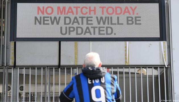 В Італії планують відновити сезон кубковими матчами в кінці травня