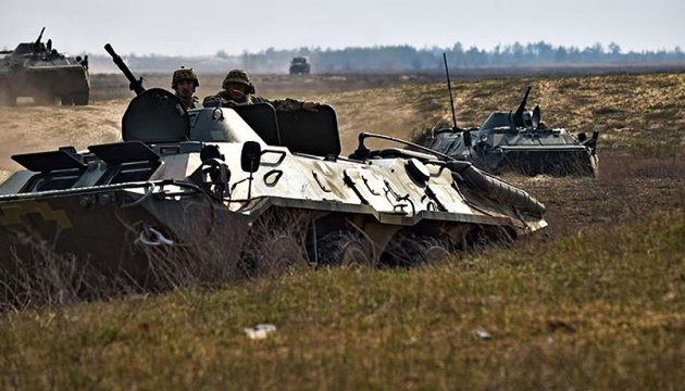 Russian-led forces adhere to ceasefire in Donbas today