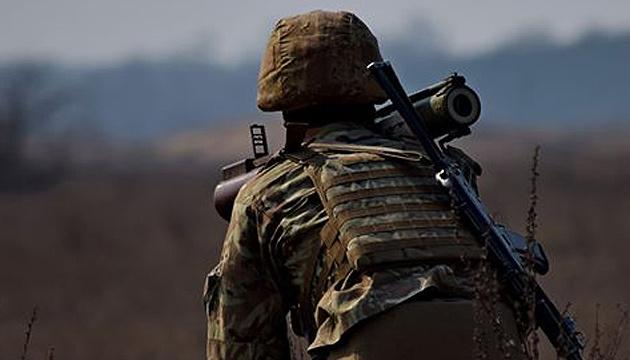 Od początku dnia okupanci strzelali z granatników w pobliżu Wodjanego