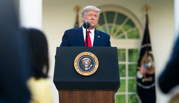 Протести у США: Трамп каже, що демократи не можуть забезпечити