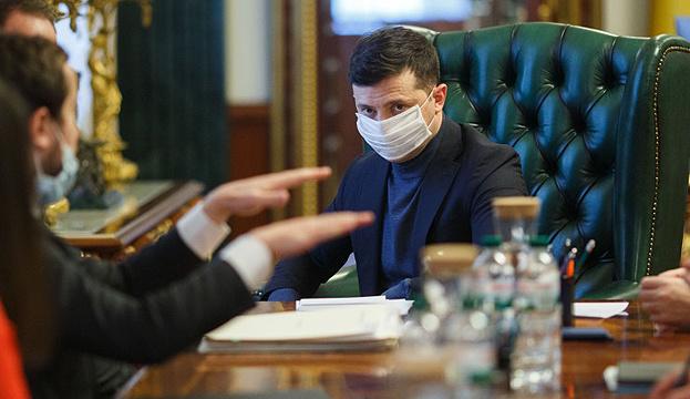 Приоритеты власти на 2021: Зеленский провел совещание