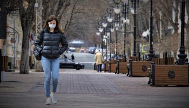 В окупованому Криму понад 170 нових випадків COVID-19, загинули шість осіб
