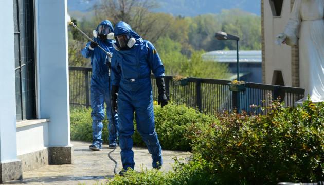 «Росія з любов'ю» послала в Італію фахівців з хімічної зброї