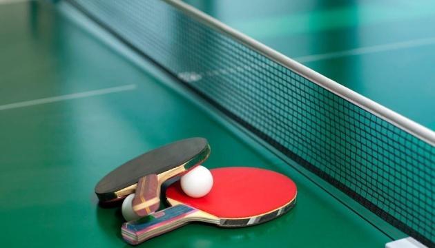 Настільний теніс: європейська олімпійська кваліфікація перенесена на 2021 рік