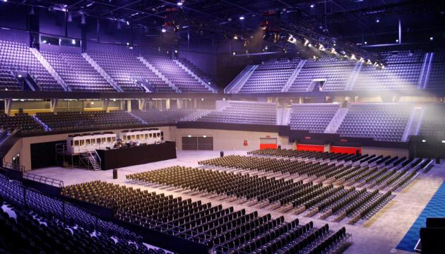 """Концертный зал """"Евровидения-2020"""" готова принимать пациентов с коронавирусом"""