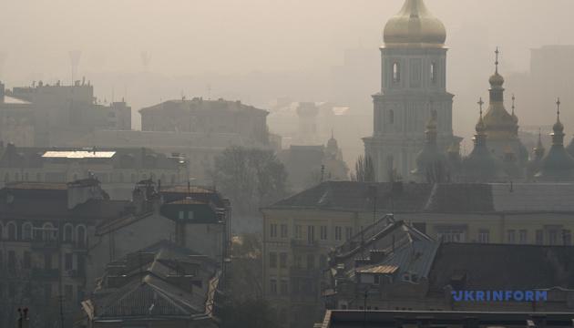 Київ - знову у двадцятці мегаполісів з найбруднішим повітрям