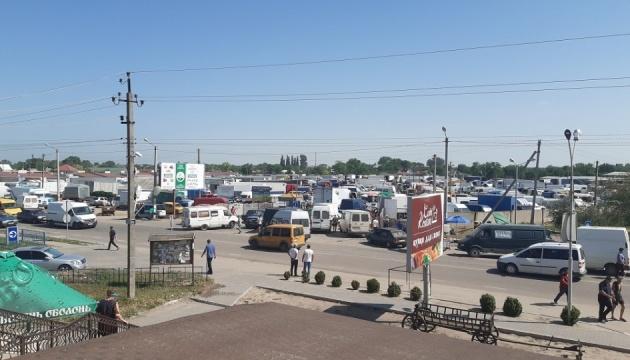 Відкрився найбільший на півдні України гуртовий овочевий ринок у Великих Копанях