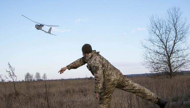 La Garde nationale mène une opération contre-sabotage dans la zone de Tchornobyl
