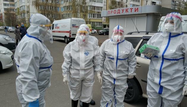 Коронавірус на Київщині: у чотирьох гуртожитках - понад 100 хворих