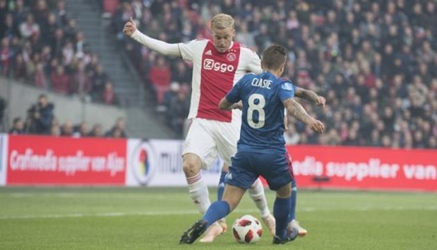 Футбольні матчі в Нідерландах не поновляться до 1 вересня