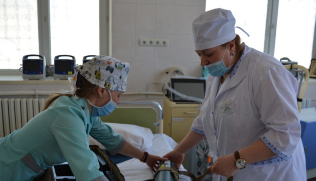 Mobile hospitals in JFO area in Donbas ready to counter COVID-19