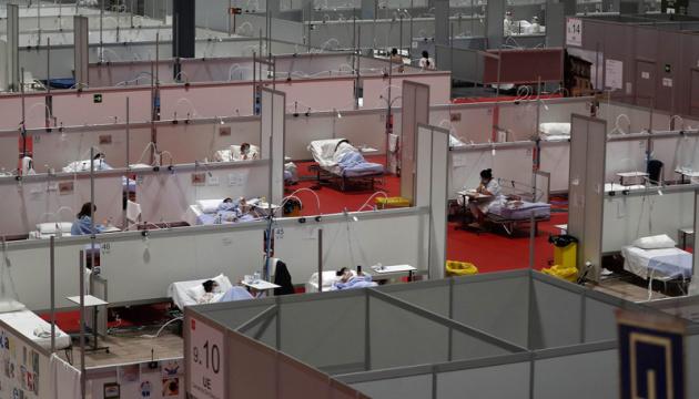 В Іспанії вже зареєстрували понад 27 тисяч смертей від COVID-19