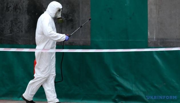 6月28日9時時点 ウクライナ国内新型コロナ感染新規確認917件