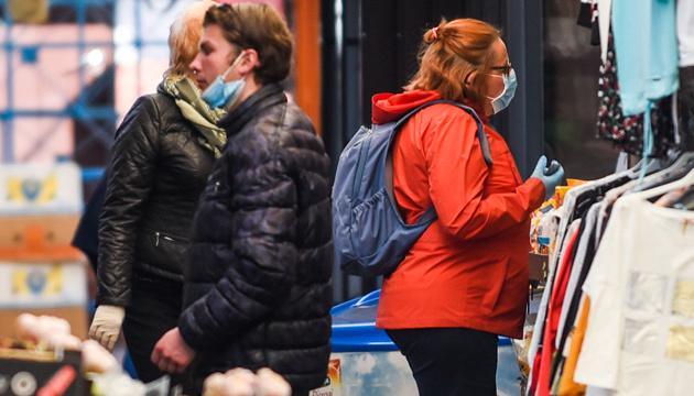 У Польщі за добу зафіксували найбільше випадків COVID-19 від початку пандемії