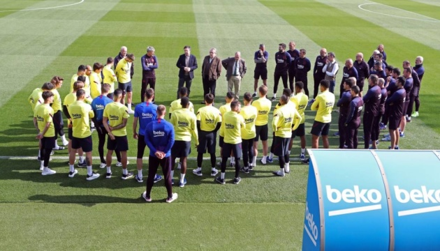 «Барселона» не підтримує ідею дограти сезон у стислі терміни – ЗМІ
