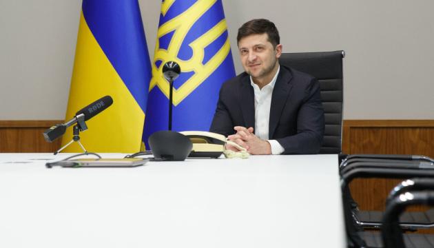 Zelensky a aboli les visas d'entrée en Ukraire pour les citoyens de six pays