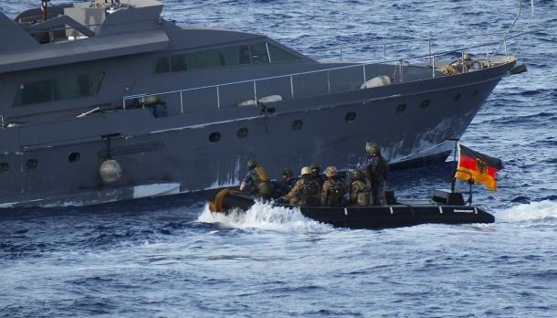 Лівійський конфлікт: у Меркель погодили участь 300 солдатів в операції IRINI