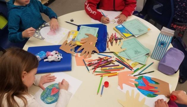 В українській школі ім. Юрія Липи в Торонто відзначили День Землі
