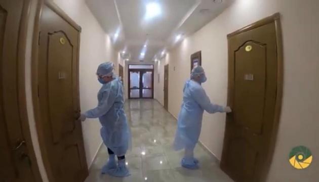 У санаторії Трускавця завершили обсервацію військові, які повернулися з навчань НАТО