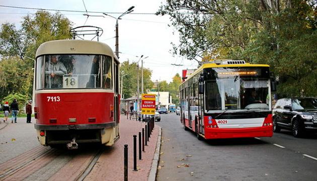 Медпрацівники Одеси отримали безкоштовний проїзд в електротранспорті