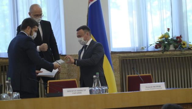 Новий голова Закарпатської області отримав від ОП три завдання