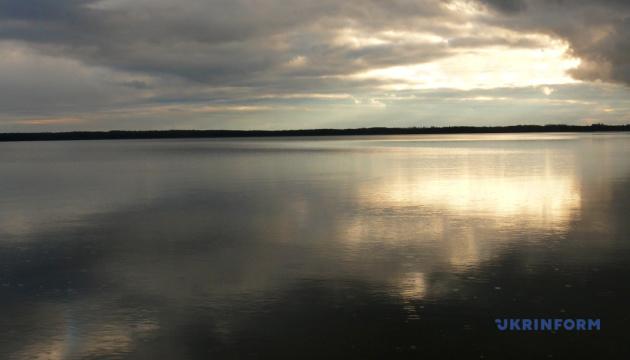 Шацький нацпарк показав свої таємні озера