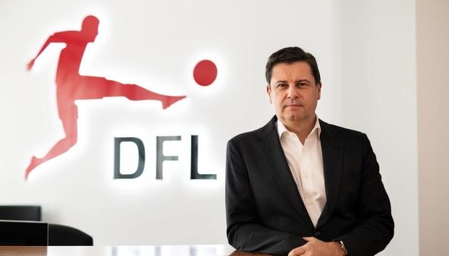 Німецька футбольна ліга готова поновити чемпіонат і чекає дозволу керівництва країни