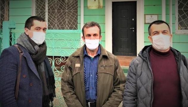 Кримському імаму окупанти