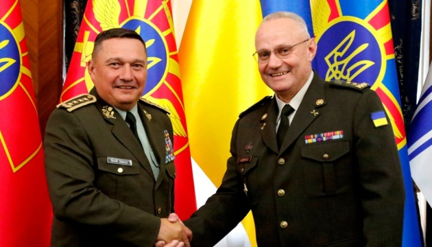 Khomchak, Zmeko discuss fight against COVID-19 – Defense Ministry