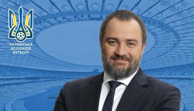 Павелко пообіцяв дограти чемпіонат та Кубок України з футболу