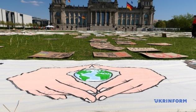 Fridays For Future: в онлайн-демонстрації взяли участь майже 215 тисяч німців