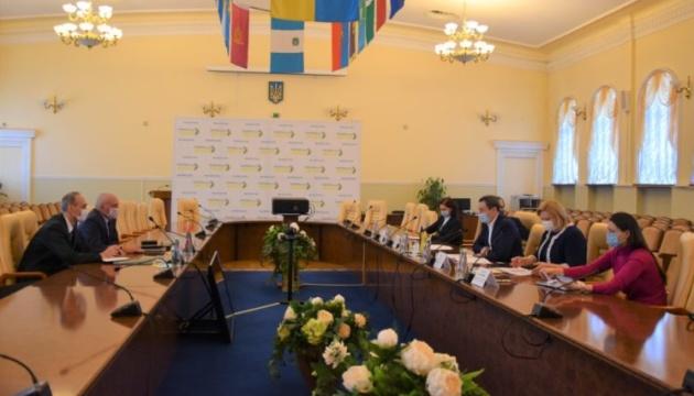 Третій форум регіонів України та Білорусі планують провести у жовтні