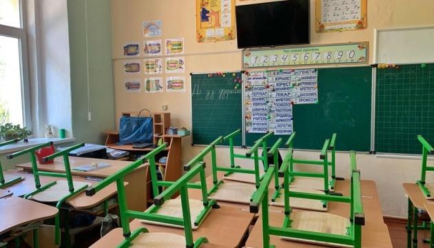 На Вінниччині завершують капремонт у школі