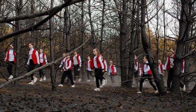 У Львові діти зняли кліп на пісню