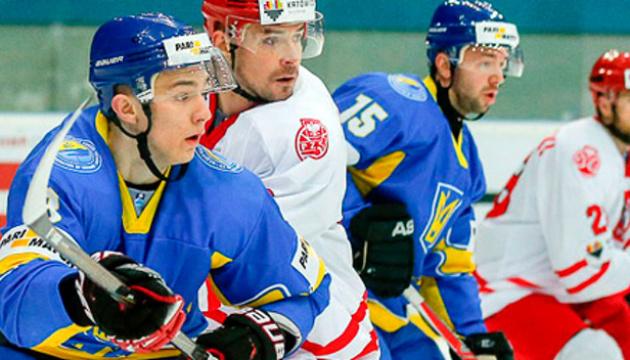 Збірна України з хокею йде на 26 місці світового рейтингу