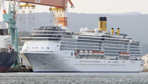 На лайнері Costa Atlantica - 148 випадків COVID-19