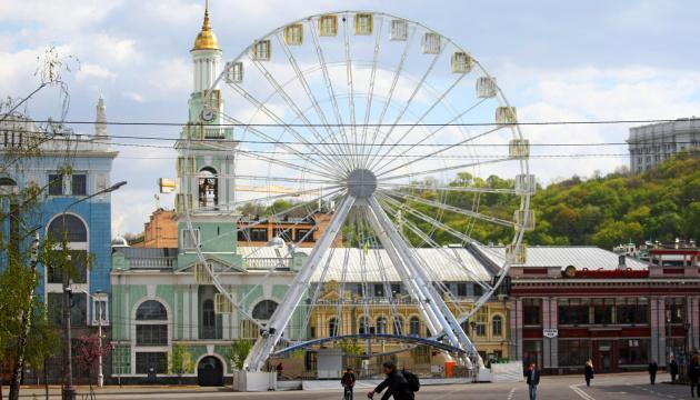 Як Київ виходитиме з карантину: перший етап. Інфографіка