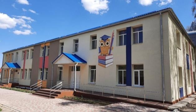 «Велике будівництво» на Вінниччині: завершують реконструкцію початкової школи в Оратові