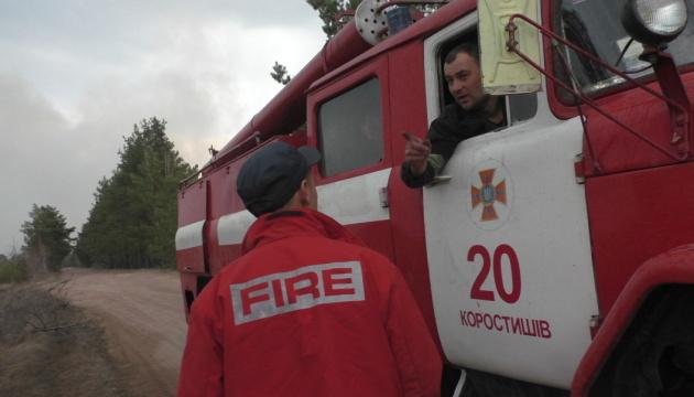 Brände bei Tschernobyl: Drei Brandstellen immer noch nicht gelöscht