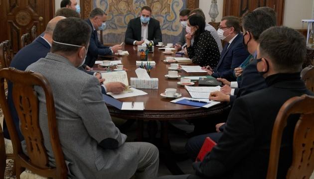 Єрмак ініціює створення Ради ветеранів при Офісі Президента