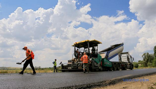 На Херсонщине ремонтируют местные дороги