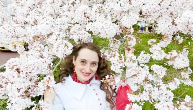 Оперна співачка Оксана Степанюк: мене визнали кращою в головній ролі в японській драмі