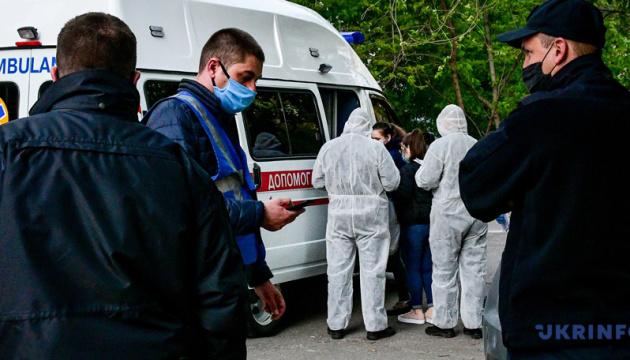Кількість випадків коронавірусу в Києві зросла до 3133, за добу - 62 нових