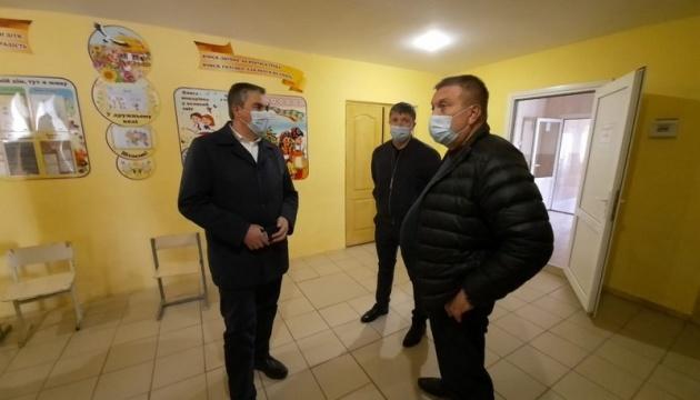 В Іллінцях на Вінниччині завершують капітальний ремонт гімназії – «Велике будівництво»