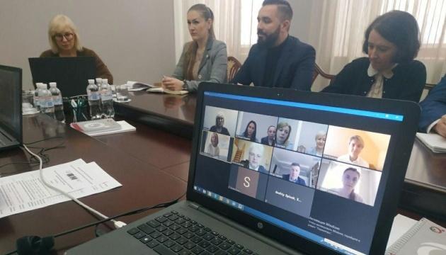 Denisowa odbyła spotkanie online z przedstawicielami Rady Europy