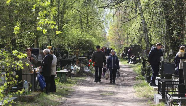 Київ візьме на себе поховання померлих від COVID-19 – за зверненням родичів
