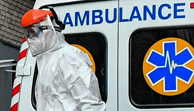 Ukraine meldet 11.057 Coronavirus-Fälle binnen des Tages
