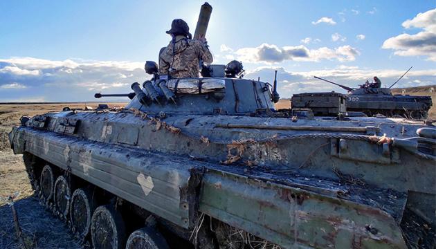 Окупанти обстріляли позиції ЗСУ під Майорськом і Кам'янкою